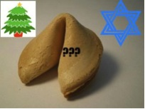 Jewish fortune cookie